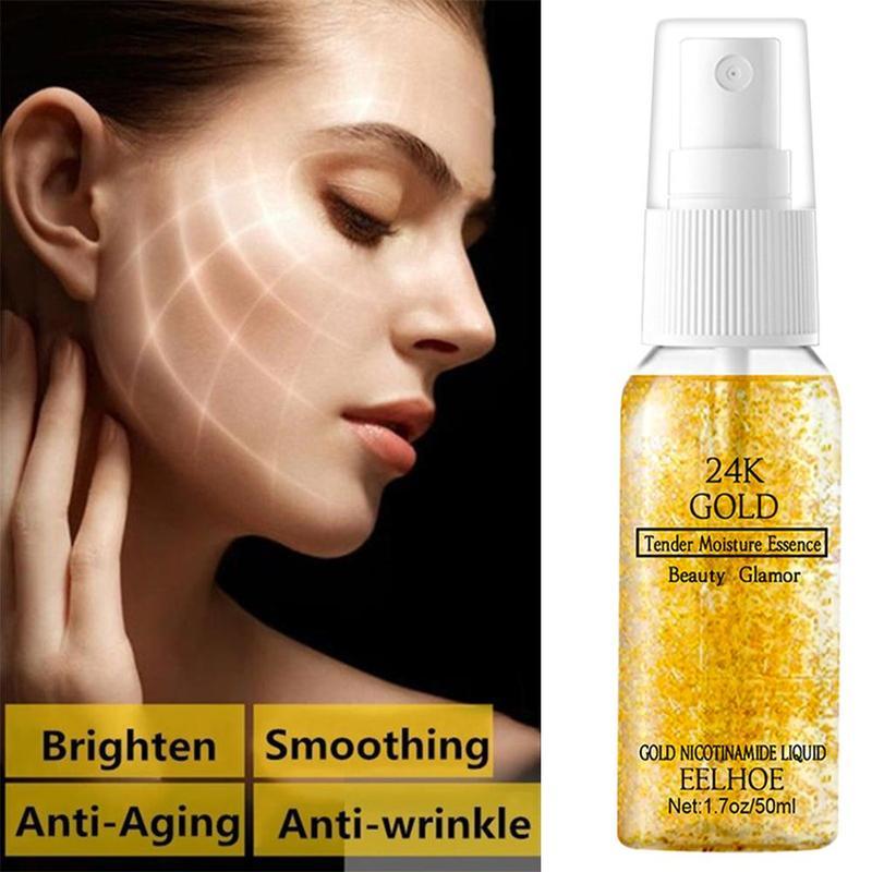 Hydrating Essence  Whitening Moisturizing Serum Hyaluronic Acid Original Solution Improve Dryness Skin Care недорого