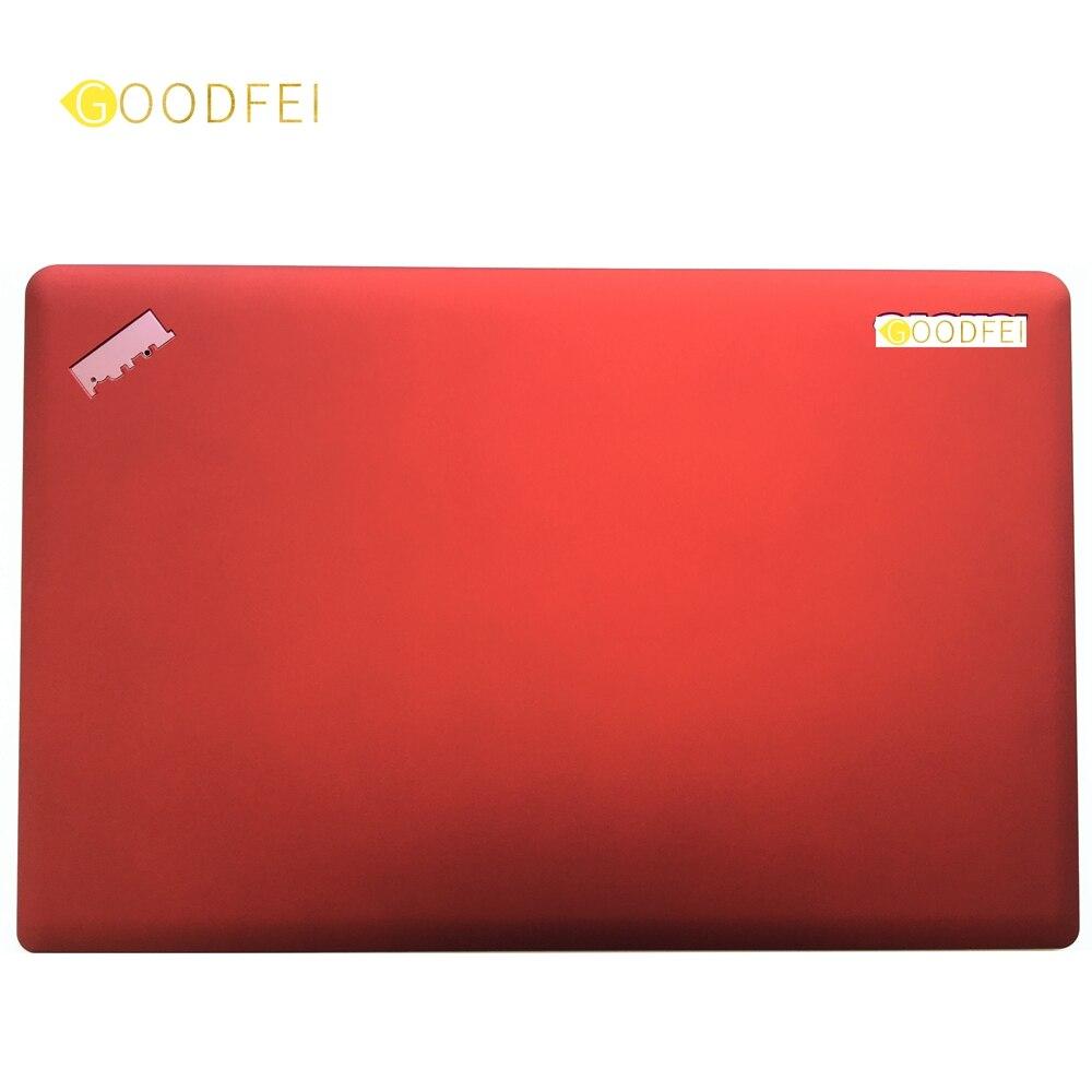 جديد وأصلي لينوفو ثينك باد E530 E535 E530C E545 LCD الغطاء الخلفي شاشة علوية الغطاء الخلفي الأحمر 04W4120