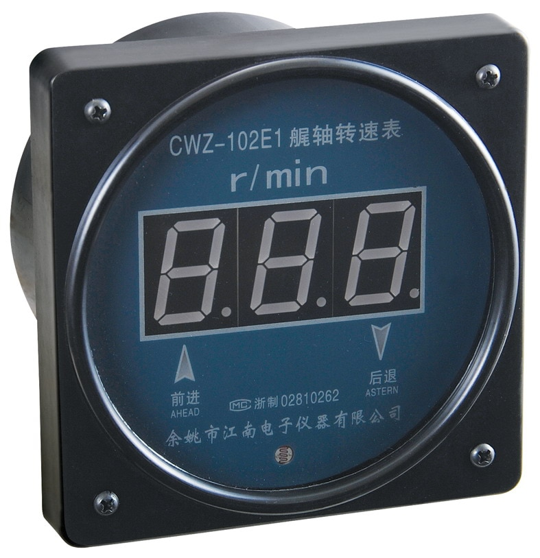 CWZ-102E1CWZ-102D1 رمح سرعة مقياس سرعة المروحة مؤشر سرعة الذيل رمح السرعة