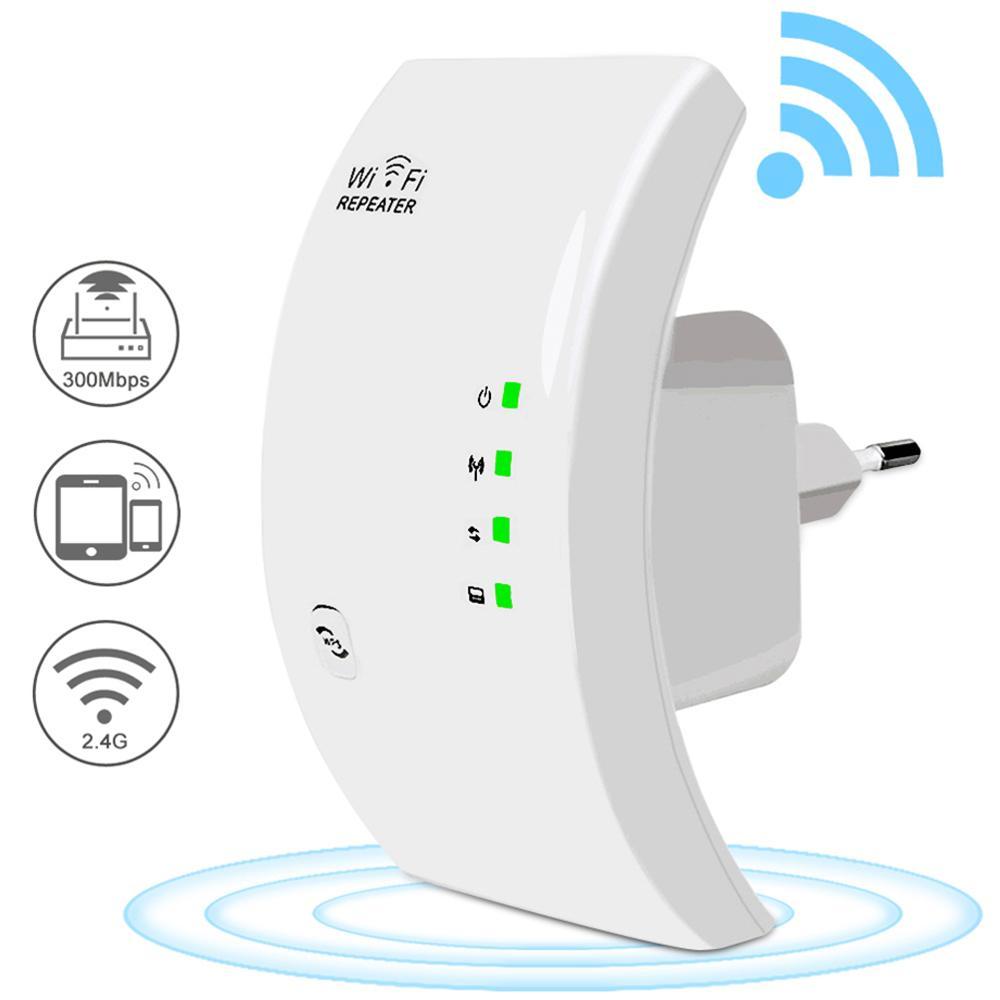 Wifi Booster Wifi Amplifier Wifi Repeater Home Wi Fi Extender 300M Wi-Fi Amplifier Wi-fi Extender Long Range Internet Amplifier