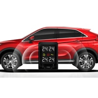 Real Time Monitor Tire Pressure Security Unit OBD TPMS Monitoring Alarm Tracker For Honda URV CRV 2017 Civic 2017 2018