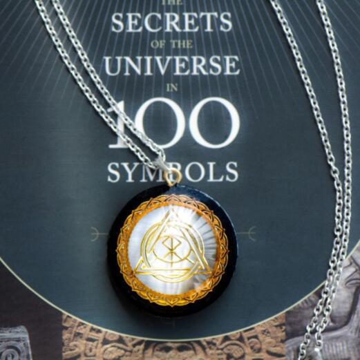 Review Original Hexagram Energy Crystal Orgon Pendant EMF Protection Ad Meditation Yoga Steven Universe Chakra Crystal Jewelry Necklace