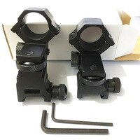 Adjustable Low/high Profile Scope /torch Mount/weaver mount