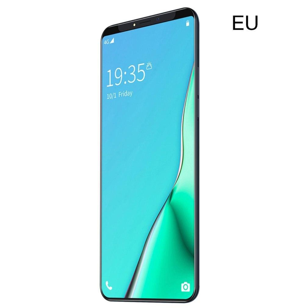 Teléfono Inteligente de 6,1 pulgadas para Mate33 Pro pantalla grande teléfono Android Hd pantalla Hd Cámara crepúsculo aerodinámico TELÉFONO MÓVIL DE FORMA DE MODA
