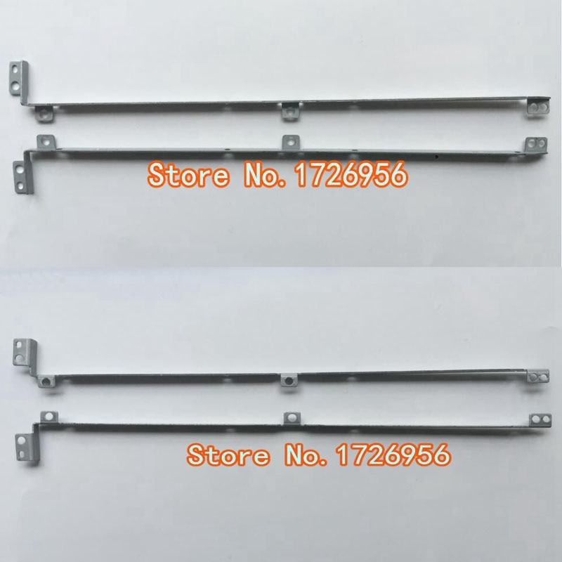 Novos suportes lcd para dell latitude 5520 e5520 série dobradiças apoio esquerda direita twp90 17t94