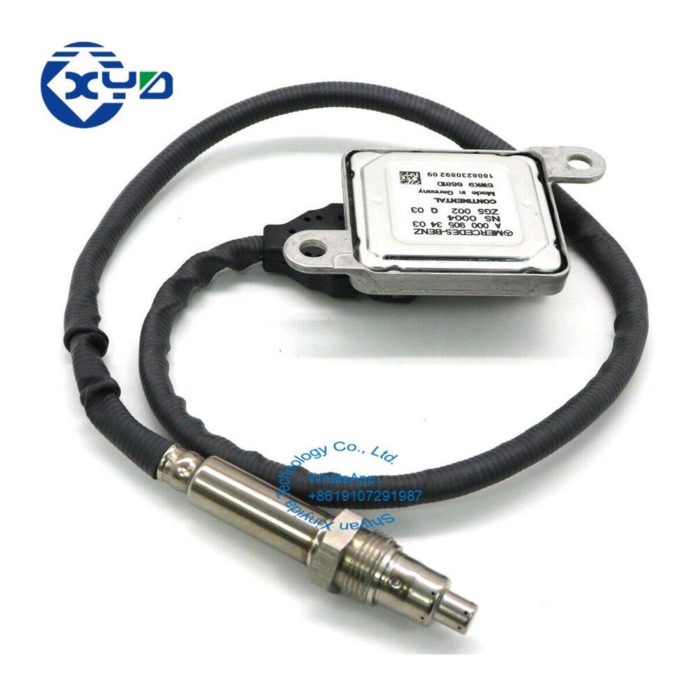 XINYIDA Высокое качество Авто 12V NOX датчик A0009053403 5WK96681D 5WK9 6681D азотный кислородный датчик
