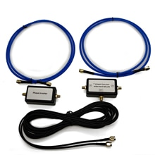 Manyetik anten taşınabilir pasif manyetik döngü anten HF ve VHF manyetik anten