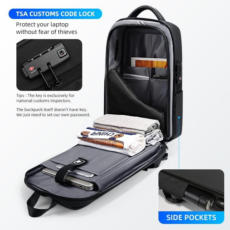 Ноутбук рюкзак протиугінні - Рюкзаки - фото 6