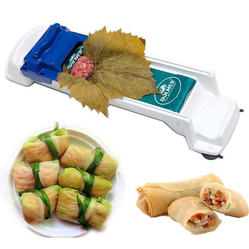 Magic Gevulde Druif & Groente Vlees herramienta de laminación Kool Blad herramienta de laminación-Yaprak Sarma Dolmer máquina trituradora de carne