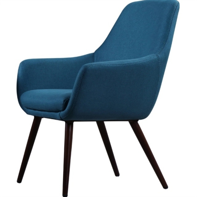 Sofá nórdico de cuero verde, silla de café individual, silla moderna de diseño minimalista, silla de salón de red roja