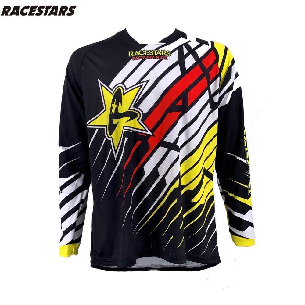 2020 nueva bicicleta de montaña bicicleta camiseta para moto camiseta para Moto...