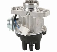 ignition distributor for eagle summit mitsubishi mirage plymouth colt 1 5l