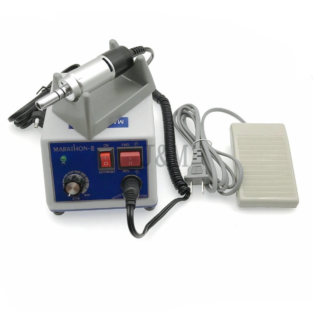 Dental Lab MARATHON Micromotor Machine N3 + Electric Micro Motor