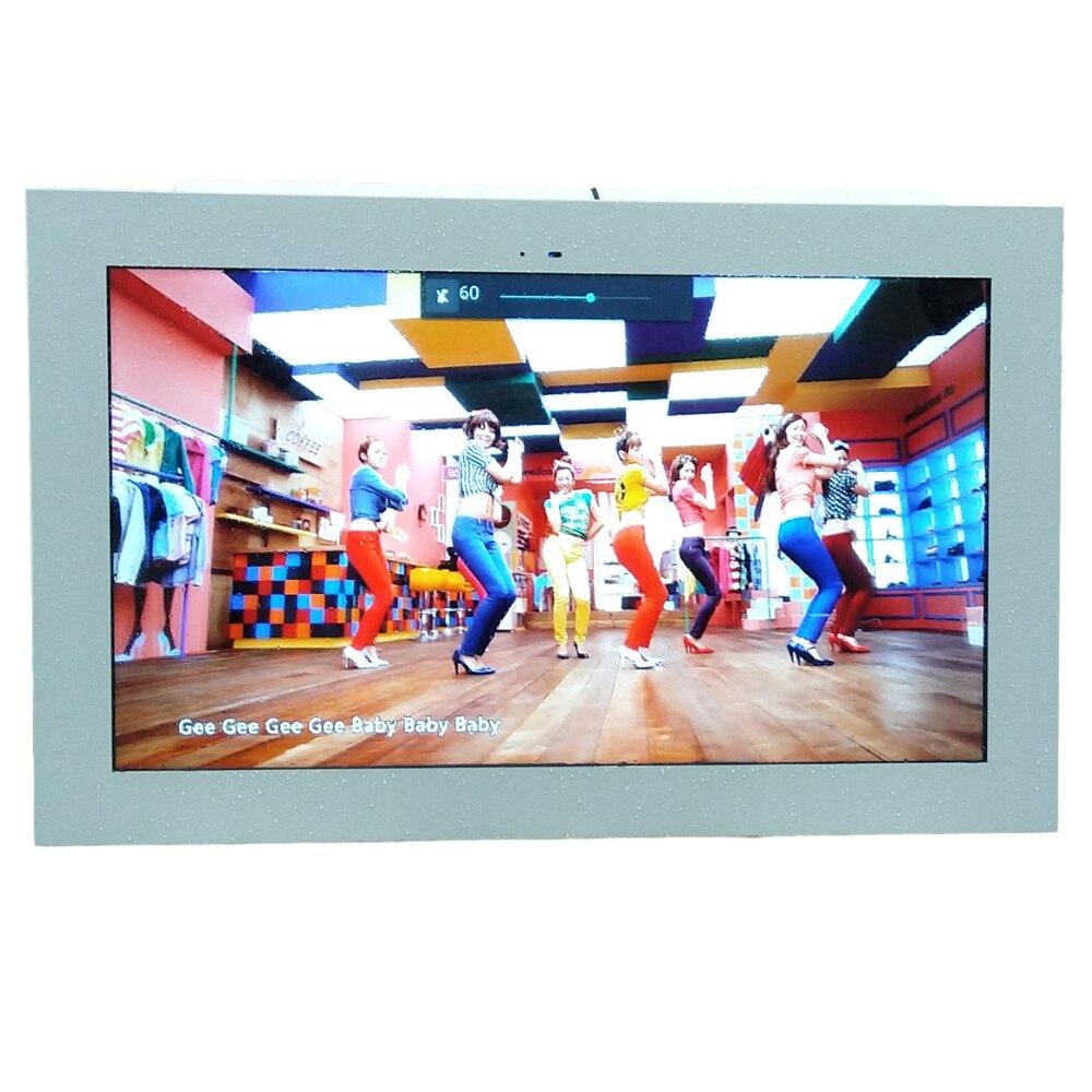 "KUVASION 2000nits, 75 ""de alto brillo LED TV inteligente al aire libre, todos a prueba de agua TV con DVB-T2S2C, función inteligente Android"