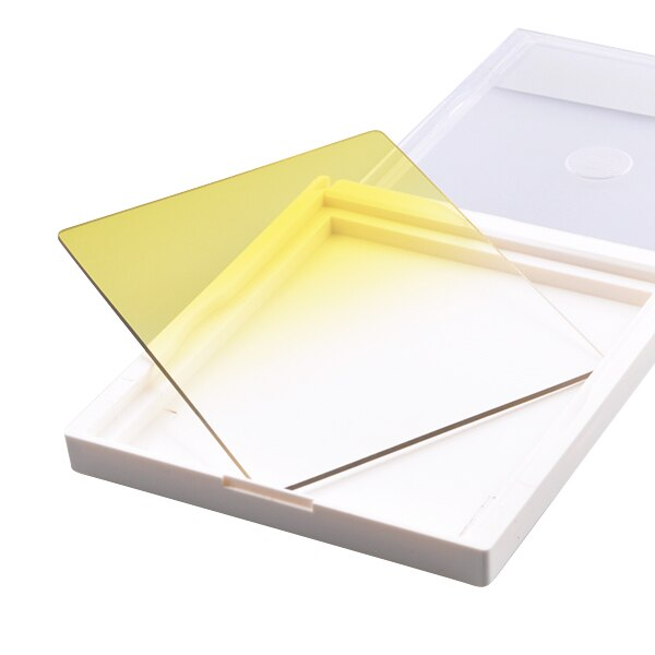 Pixco gradual amarelo/rosa/verde/roxo/plexiglas filtro terno de trabalho para cokin p series