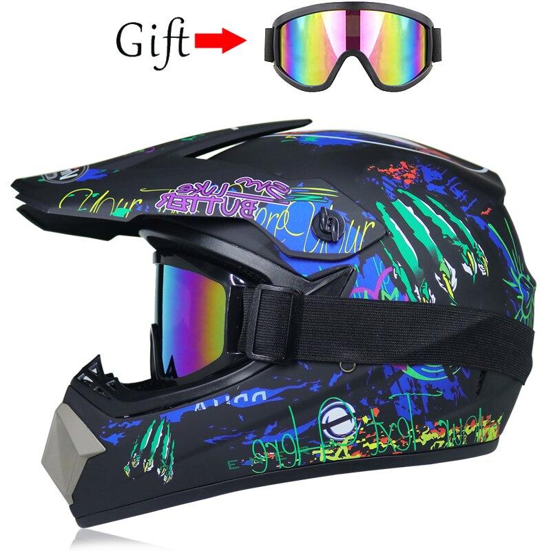 Motos de Cruz para el hogar, casquete de carretera de motocross, cassette...