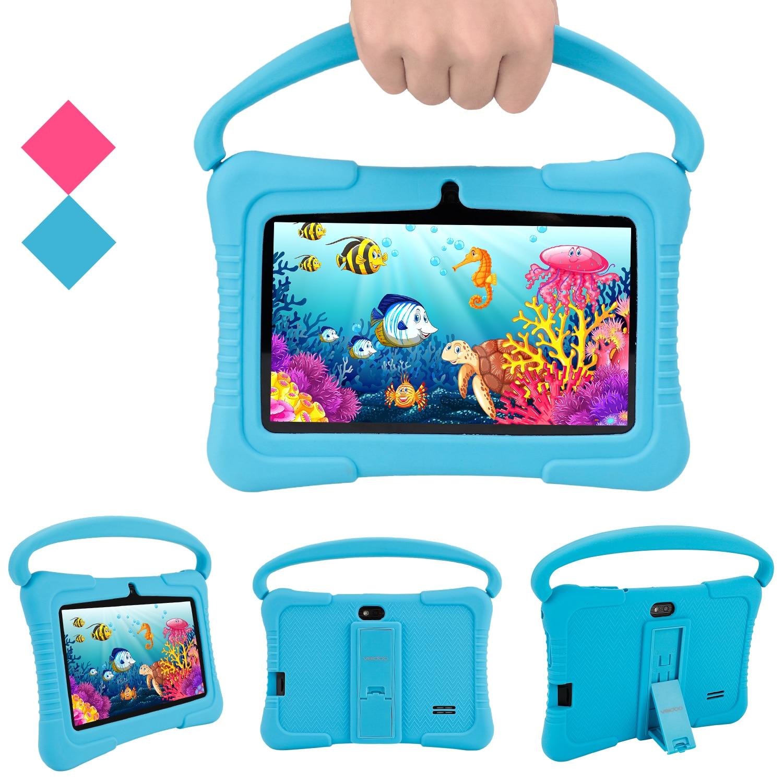 Veidoo-جهاز لوحي للأطفال مقاس 7 بوصات يعمل بنظام Android لتعلم الأطفال