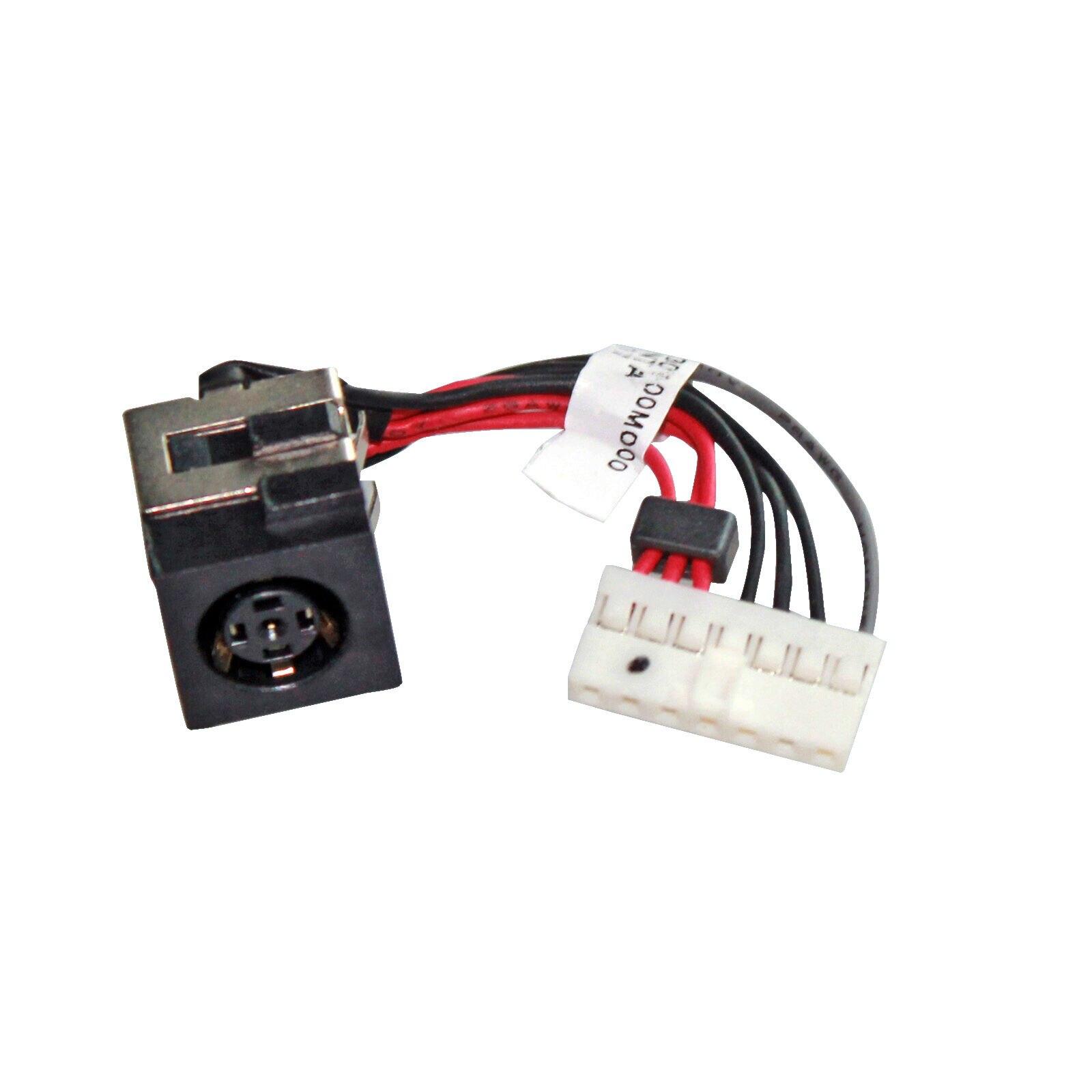 Conector de toma de corriente CC para ordenador portátil con CABLE para...