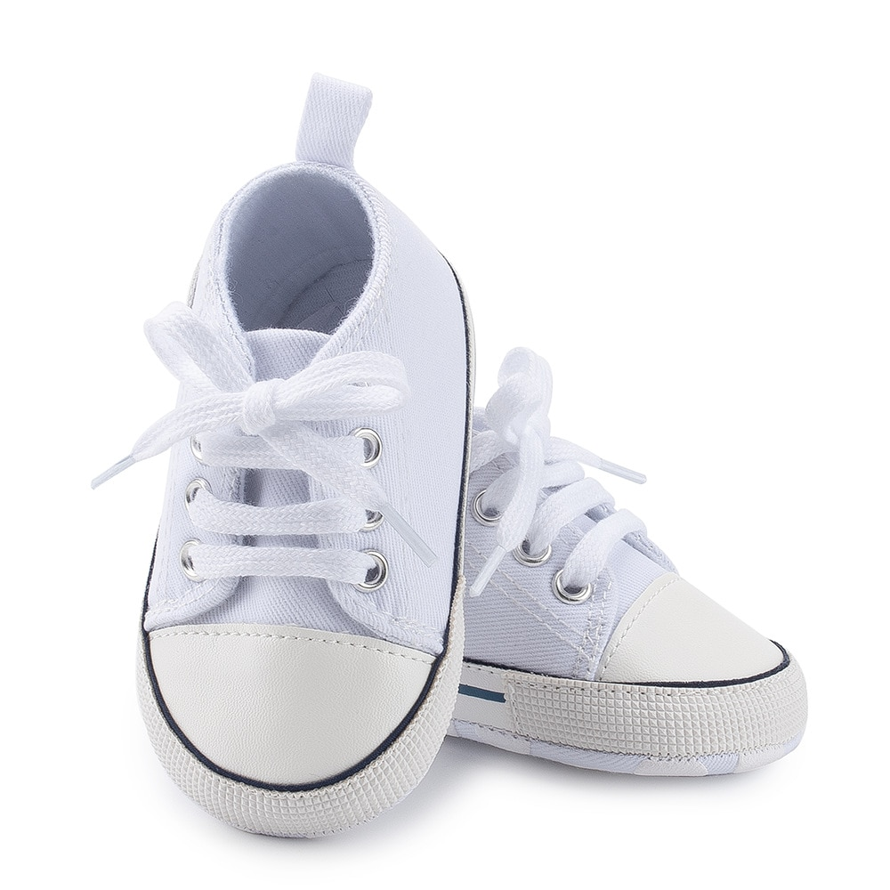 aliexpress.com - New Canvas Classic Sports Sneakers Newborn Baby Boys Girls First Walkers Shoes Infant Toddler Soft Sole Anti-slip Baby Shoes