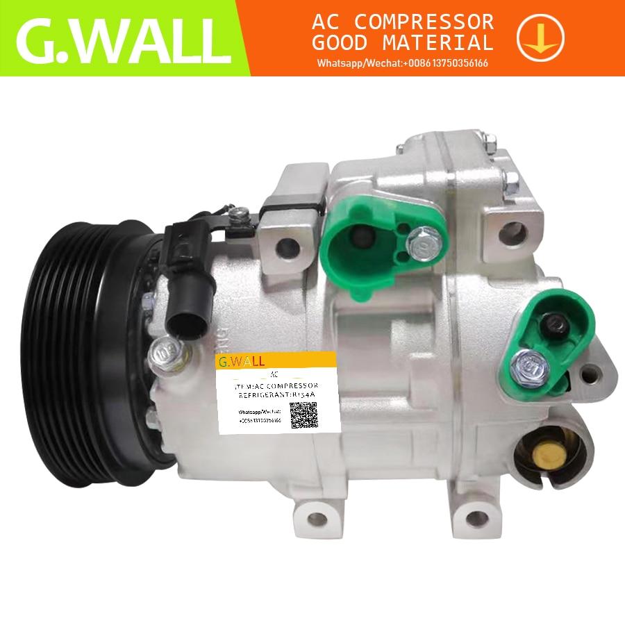 For Car AC Compressor 977012B201 977013K220 977013K125 977012B250 977012B200 977012B251 977013K720 For Car  Kia Optima Amanti