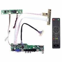 Latumab Kit voor LTN156HL06-C01 EDP TV + HDMI + VGA + USB LCD LED screenController Driver Board Gratis verzending