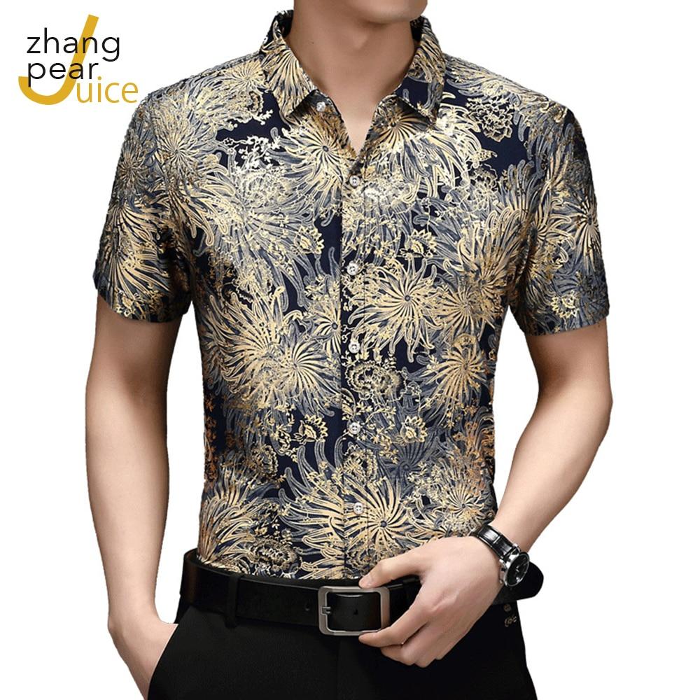 Рубашка мужская с короткими рукавами, деловая блуза, рубашка с отложным воротником, лето
