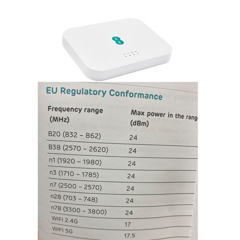 EE LAUNCHES NEW OWN-BRAND 5GEE WIFI FOR FASTER CONNECTIVITY enlarge