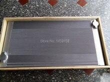 OEM 1614826400(1614-8264-00)   Livraison gratuite, plaque daluminium argenté, dissipateur thermique, pour compresseur dair AC GA200