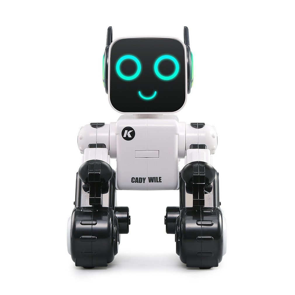 Intelligent Robot Toy Interactive Singing And Dancing Science Mathematics Action Programming Mobile APP Operation