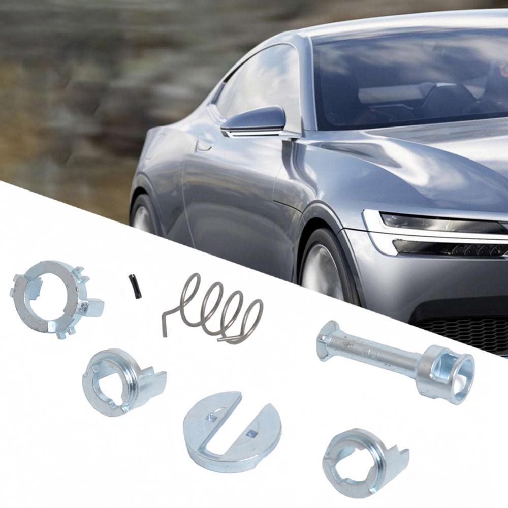 35% Hot Sales!!! Front Left/Right Car Door Lock Cylinder Barrel Repair Kit for BMW X3 X5 E53 E83