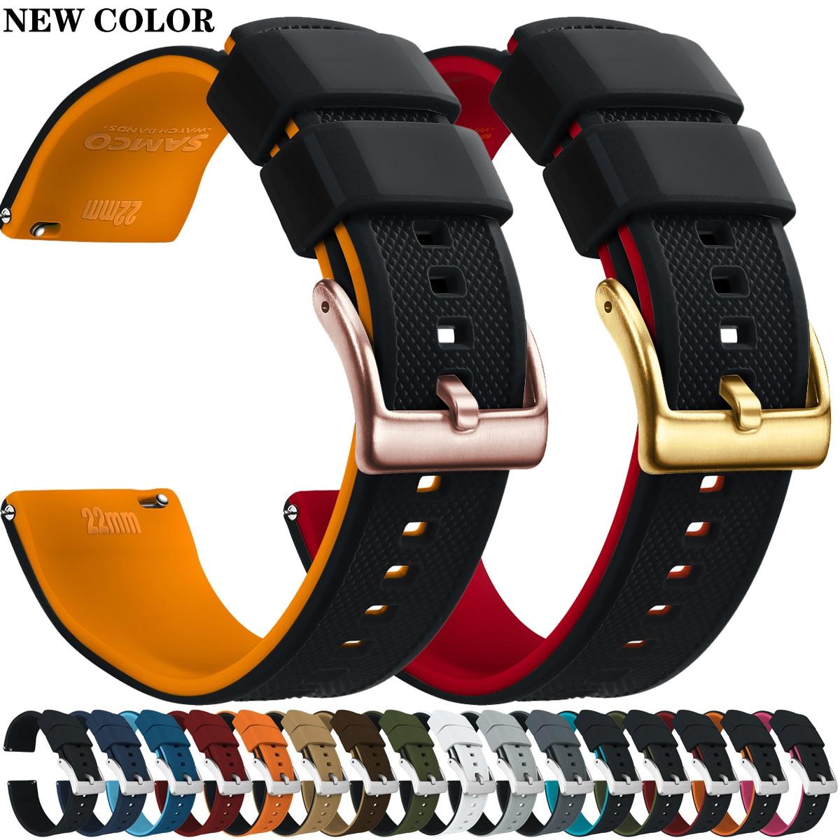 samco-silicone-pulseira-de-relogio-20mm-22mm-liberacao-rapida-borracha-pulseira-de-relogio-para-masculino-feminino-relogio-de-substituicao-pulseira