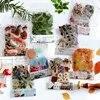 Jenny'nin zaman serisi dekoratif çıkartmalar çiçek mantar bitki kelebek Scrapbooking sopa etiket günlüğü kırtasiye albümü çıkartmalar