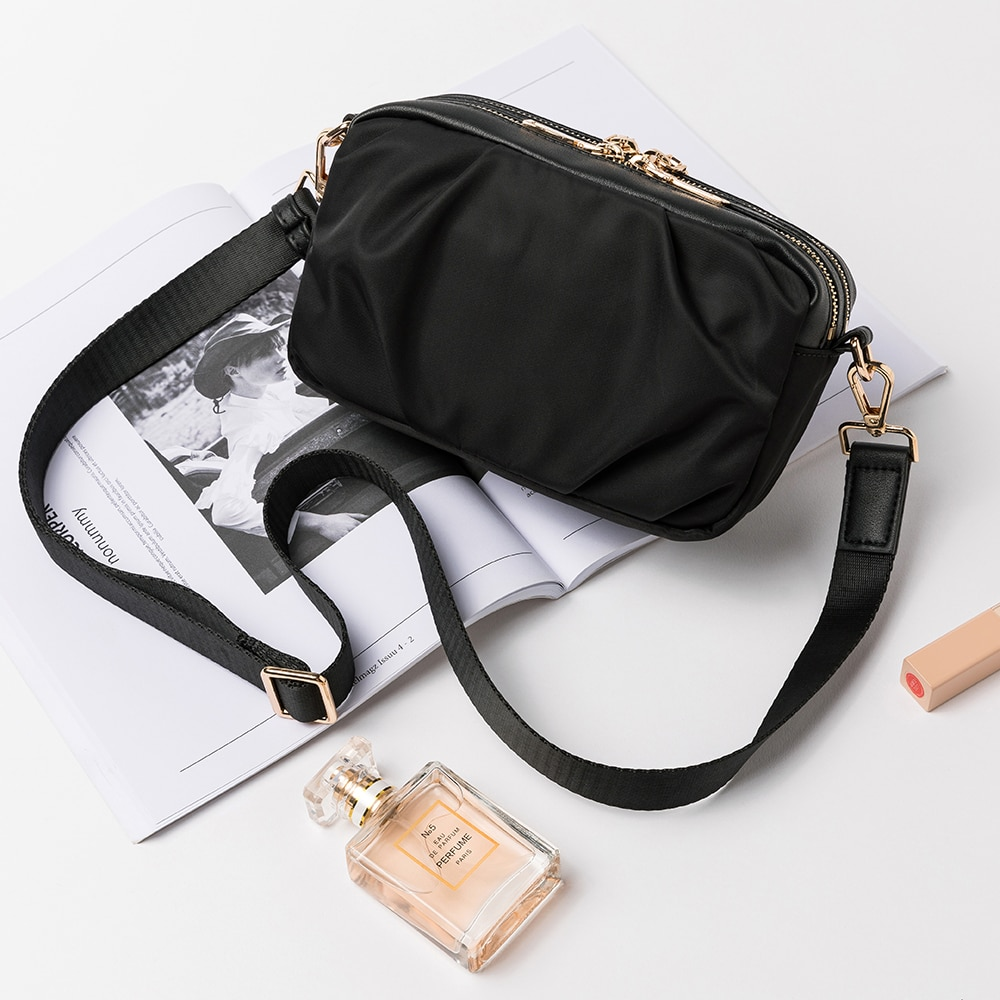 Oxford cloth women's bag fashion wild messenger bag handbag women's simple shoulder nylon women bag