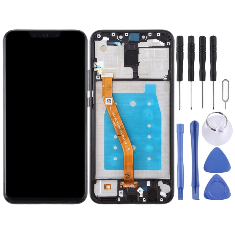LCD Screen and Digitizer Full Assembly with Frame for Huawei Mate 20 Lite / Maimang 7 Mobile Phone LCD Display Replacement Parts enlarge