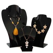Bijoux présentoir collier et boucles doreilles support organisateur support pour boucles doreilles et colliers porter mannequin bijoux exposant
