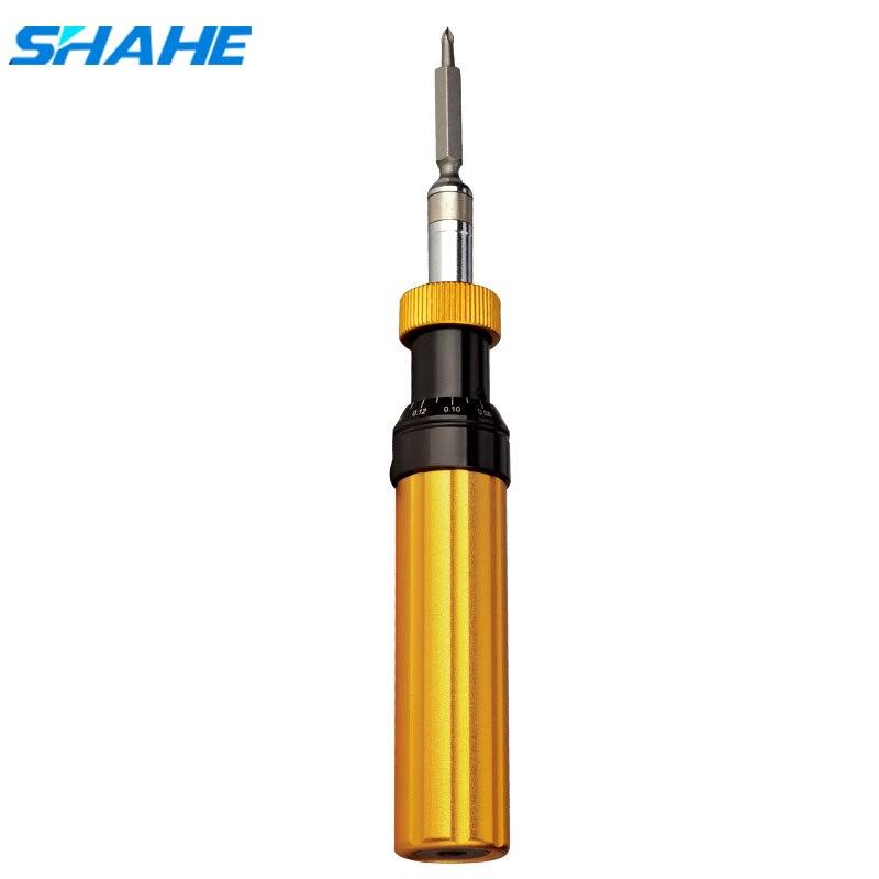 SHAHE نوع الجاهزة تسكع عزم الدوران مفك متعدد الوظائف مفكات AYQ سلسلة