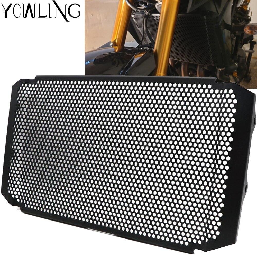 Para yamaha tracer 900 gt FJ-09 MT-09 tracer900 fj09 2018 2019 acessórios da motocicleta radiador guarda protetor grille grill capa