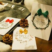 Cartes De vœux joyeux noël   3D, Criativo Bno Carto + enveloppe