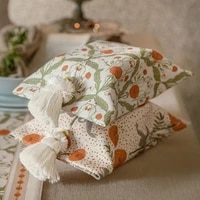 fabric tissue case tissue holder bag paper napkin box container nordic kitchen organization home dining room car accessories
