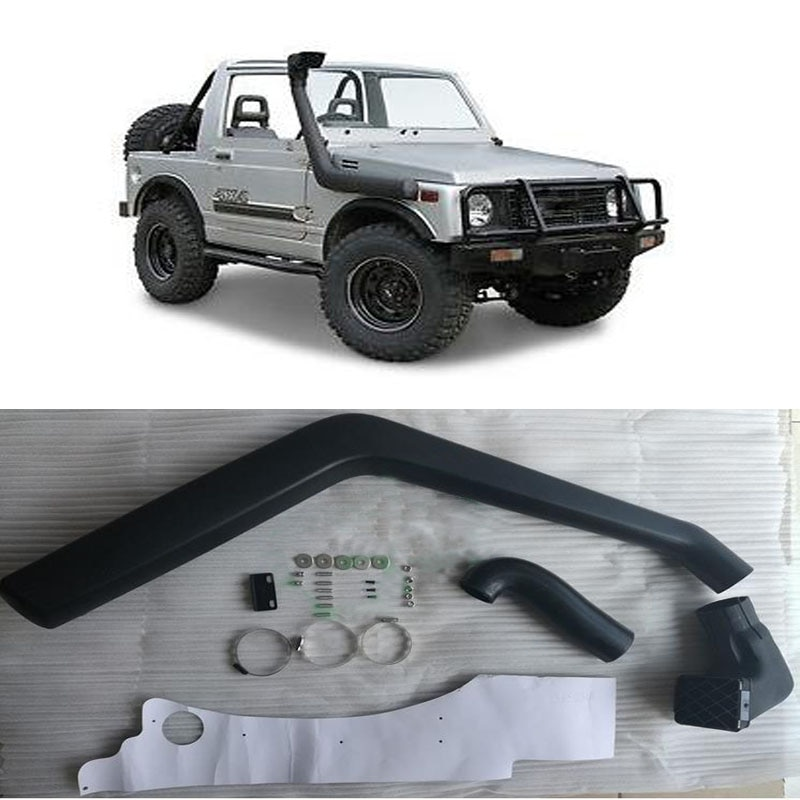 LLDPE SNORKEL KITS EXTERIOR AUTO PARTS EXTRA AIR INTAKE PIPE SNORKEL TUBE FIT FOR SUZUKI Sierra/Samurai/GYPSY 1984-1998