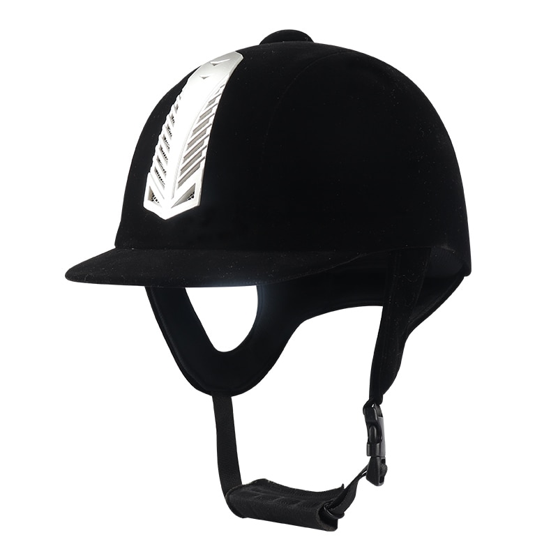 Horse Riding Helmet Equestrian Helmet Breathable Durable Safety Half Cover Horse Rider Helmets Horse Riding Protection