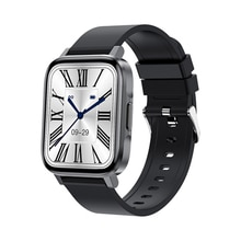 F60 Smart Watch Men Woman 1.7inch Full Touch Heart Rate Monitor Fitness Tracker Waterproof Sports Sm