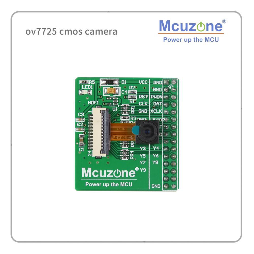 Sensor de imagen OV7725 30W Pixel, probado en Kinetis K60 N32905 N32903 N32926