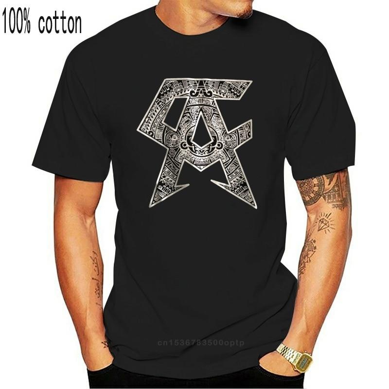 Camisetas blancas con diseño de logotipo para hombre, ropa de gran tamaño,...