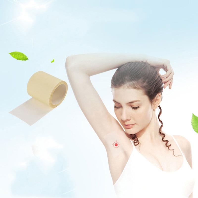 Ropa debajo del brazo sudor aroma transpiración almohadilla escudo absorbente sudor desodorante