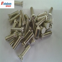 KFH-440-4/5/6/8/10/12 Broaching Studs Self-clinching Stud Clinch Pin Screw Pins Motherboard Sheet Metal Brass Tin PEM Standard