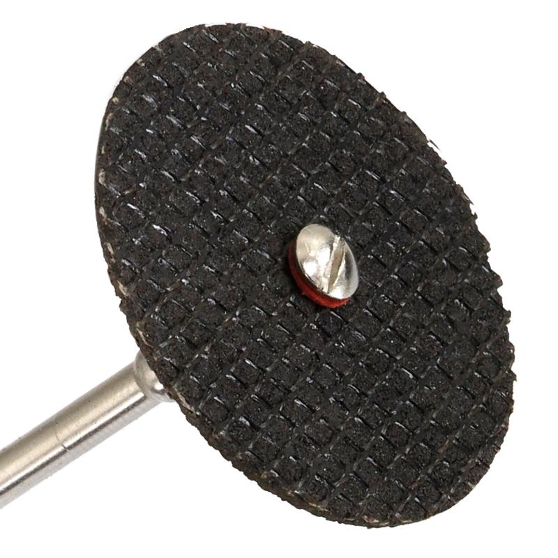54 vnt. 32 mm abrazyvinis pjovimo diskas su ašinėmis šlifavimo - Abrazyviniai įrankiai - Nuotrauka 6