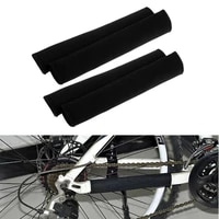 cycling care chain bike chain posted guards bicycle frame chain protector mtb bike care guard cover bicycle accessories