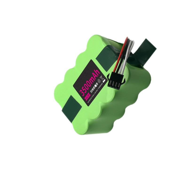 Robot Vacuum Cleaner 3500mAh Battery Pack for Fmart R550 FZ-Q2 Q1 YZ-JA1 robotic Vacuum Cleaner Parts Accessories