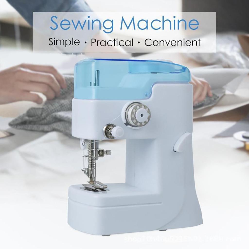 Máquina De coser De Costura, máquina De coser pequeña mano a coudre,...